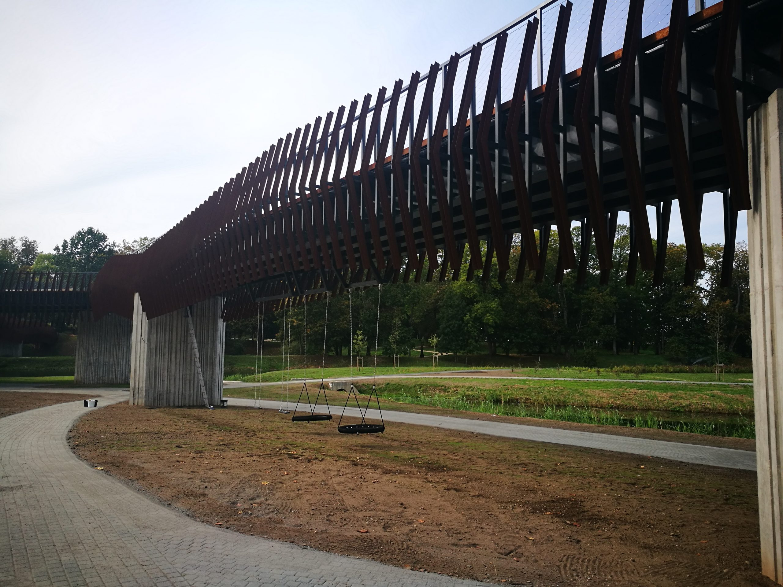 TEC Infrastructure
